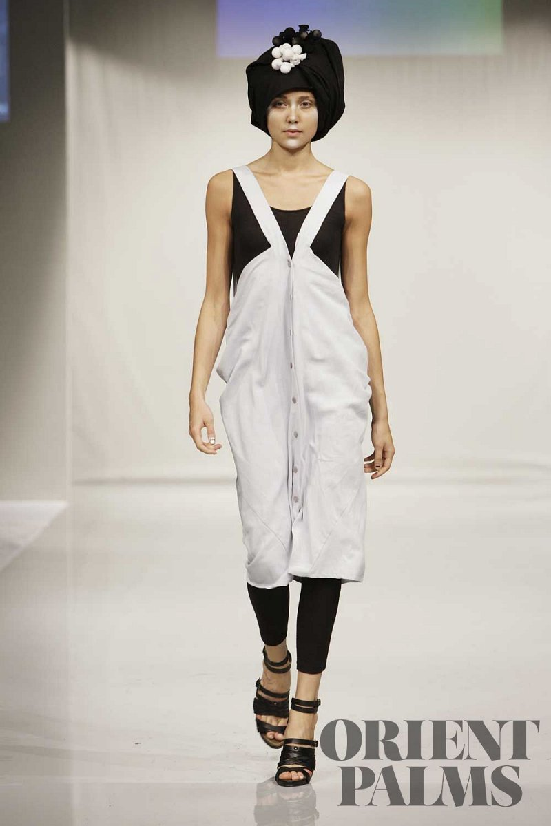 Malene Marron Spring-summer 2010 - Ready-to-Wear - 1