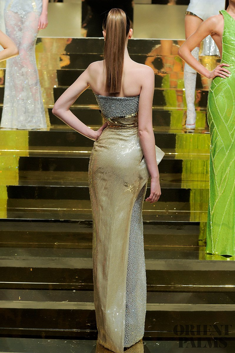Atelier Versace Spring-summer 2012 - Couture - 1