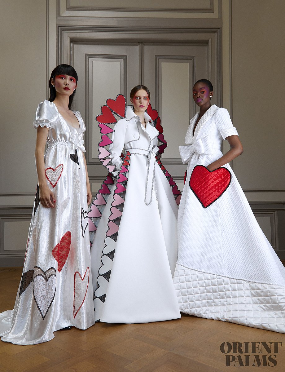 Viktor & Rolf Automne-hiver 2020-2021 - Haute couture - 1