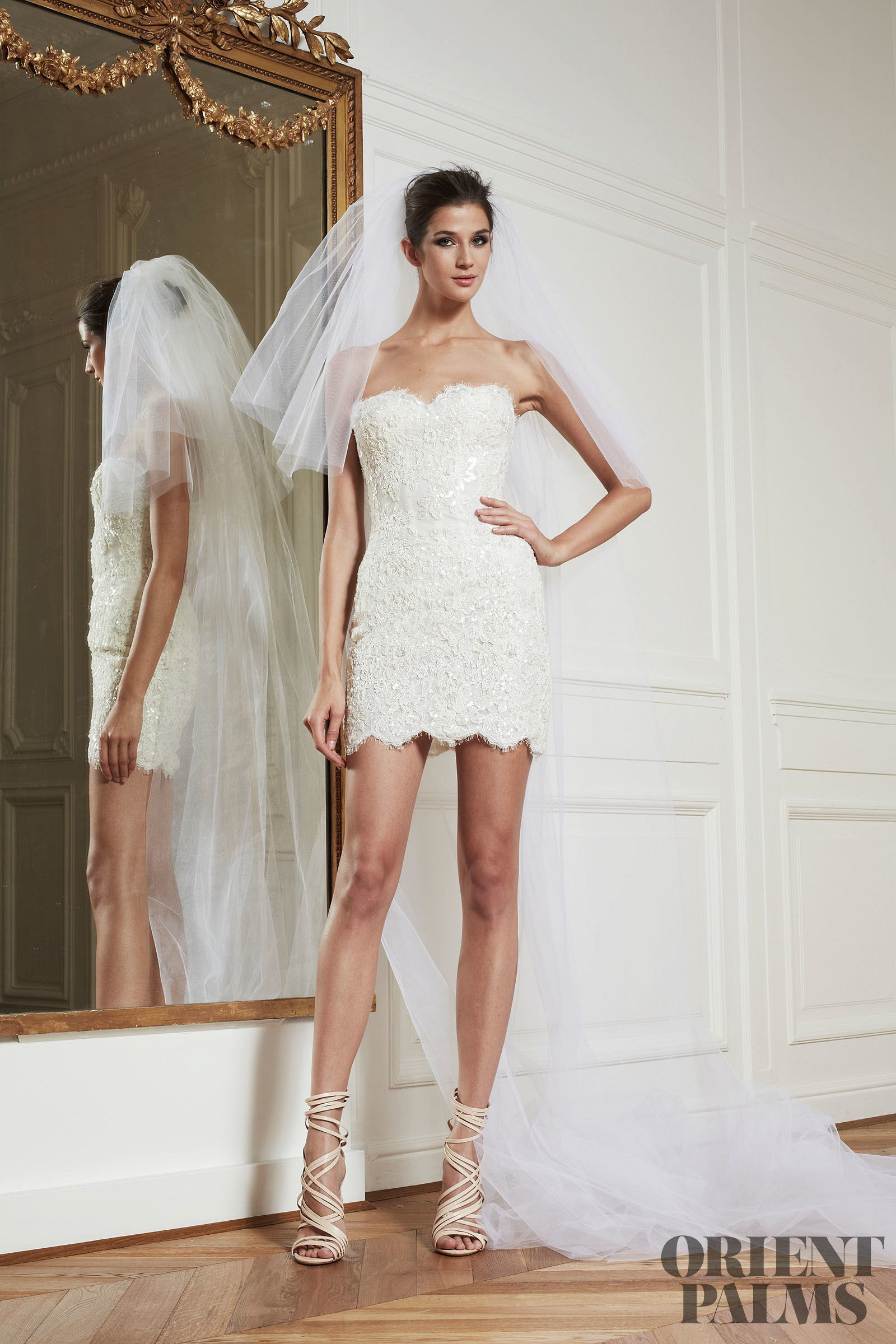 The Zuhair Murad 2013 SpringSummer Bridal Collection Excels in the Detail