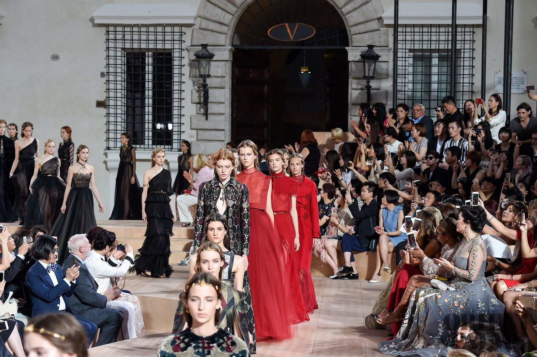 Valentino Herbst/Winter 2015-2016 - Couture - 1