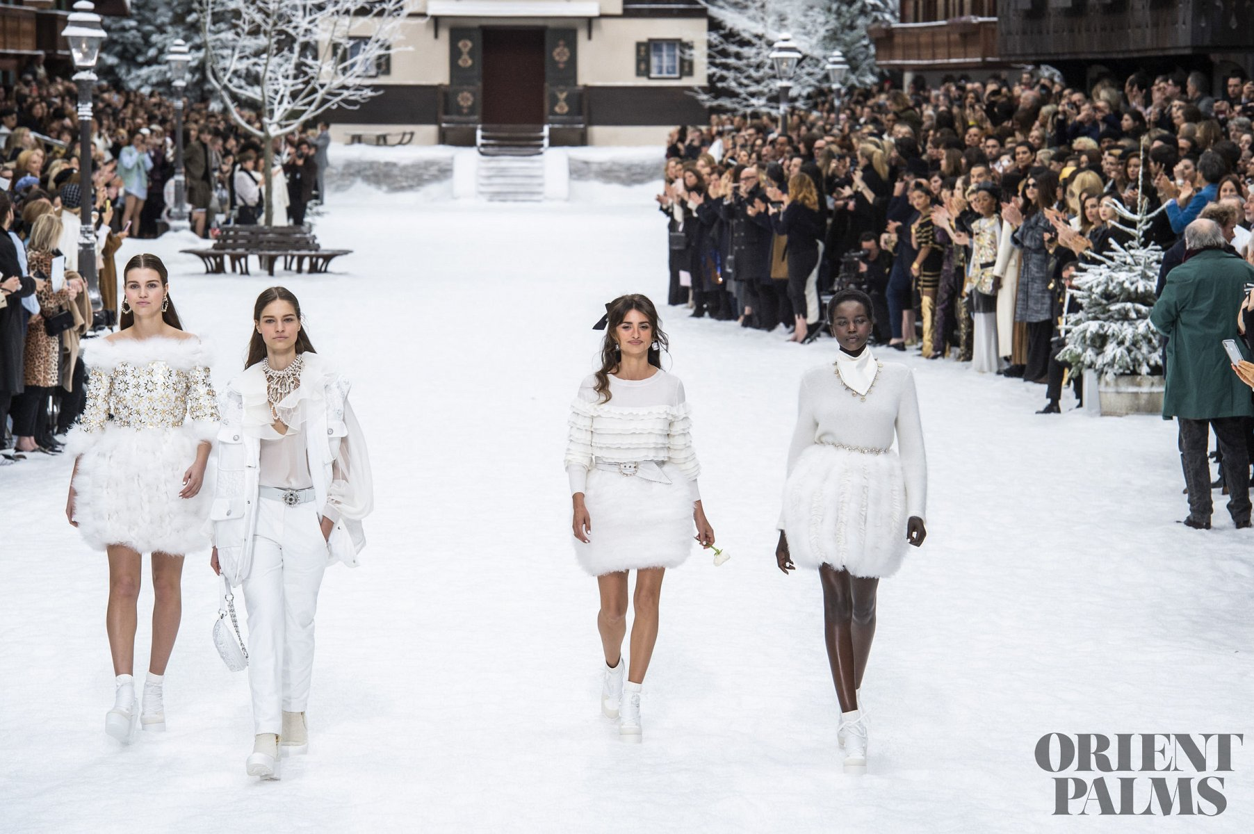 Chanel Herbst/Winter 2019-2020 - Pret-a-porter - 1