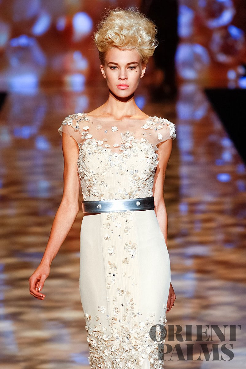巴杰利·米施卡 [Badgley Mischka] 2012春夏 - 成衣系列 - 34
