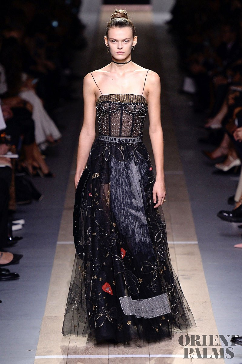 46270e423 Christian Dior Spring-summer 2017 - Ready-to-Wear - 1