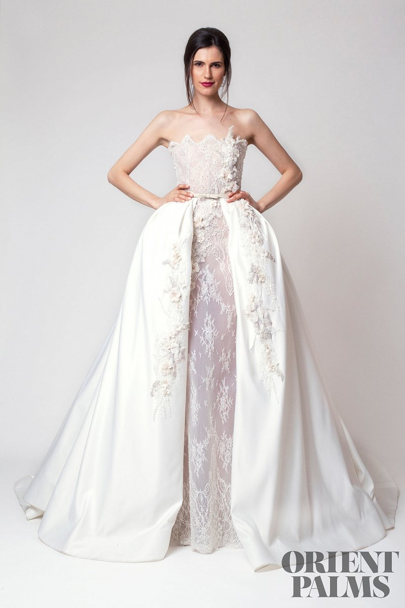 Abed Mahfouz Spring-summer 2015 - Couture - 1