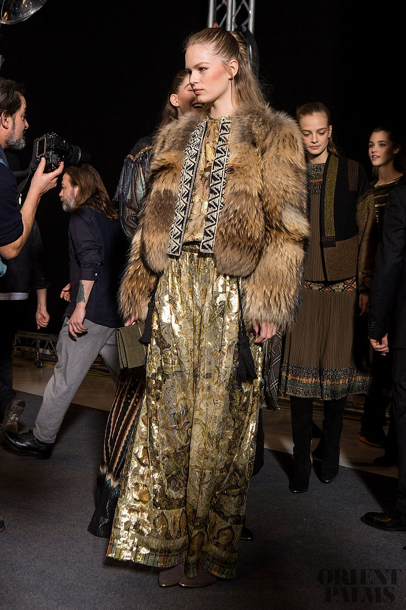 Etro RTW F/W 2014-2015 - Ready-to-Wear - 1