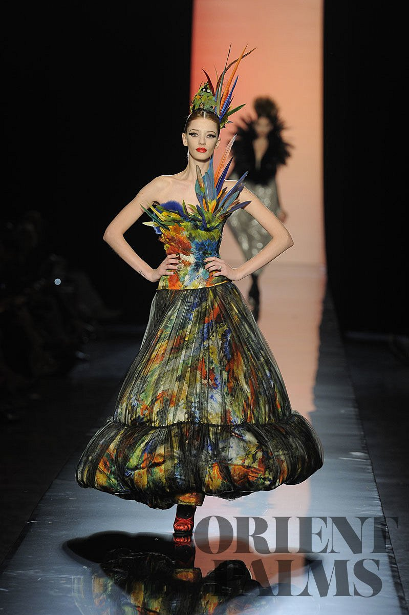 Jean Paul Gaultier Fall Winter 2011 2012 Couture