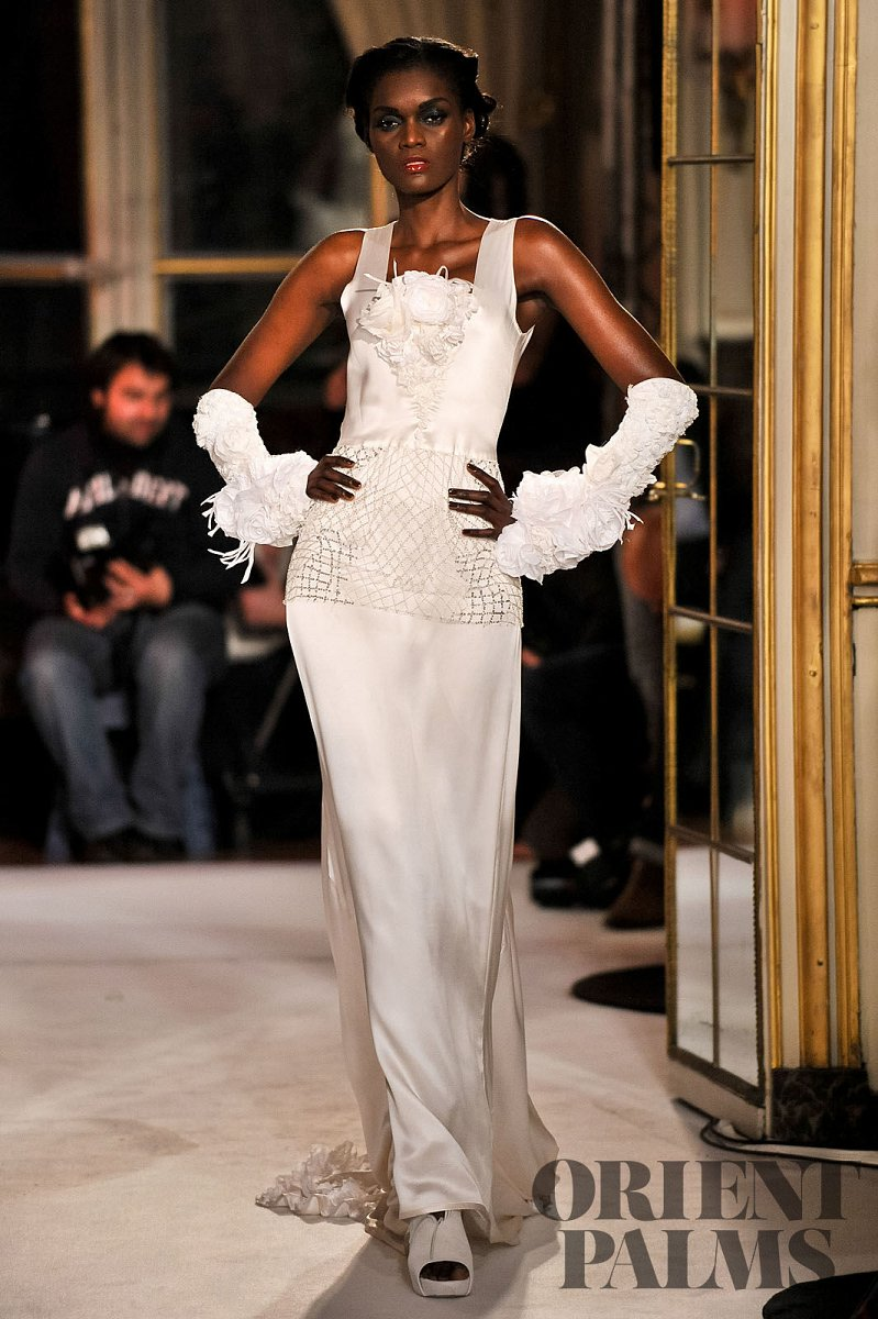 Jean Luc Amsler Spring-summer 2012 - Couture - 1