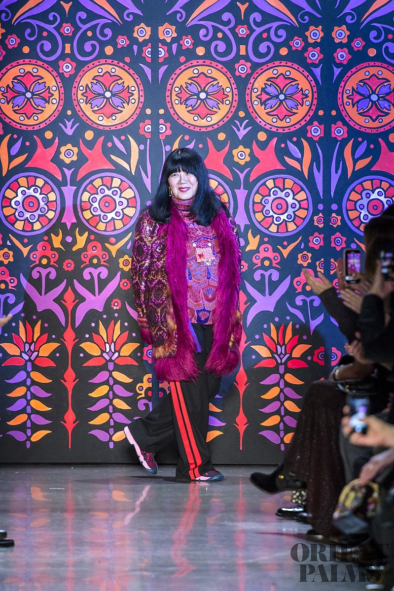 Anna Sui Fall-winter 2018-2019 - Ready-to-Wear - 1