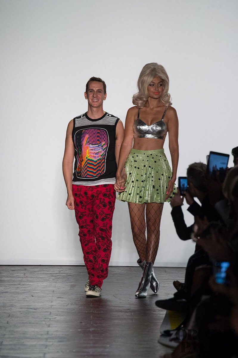 Jeremy Scott Spring-summer 2016 - Ready-to-Wear - 1