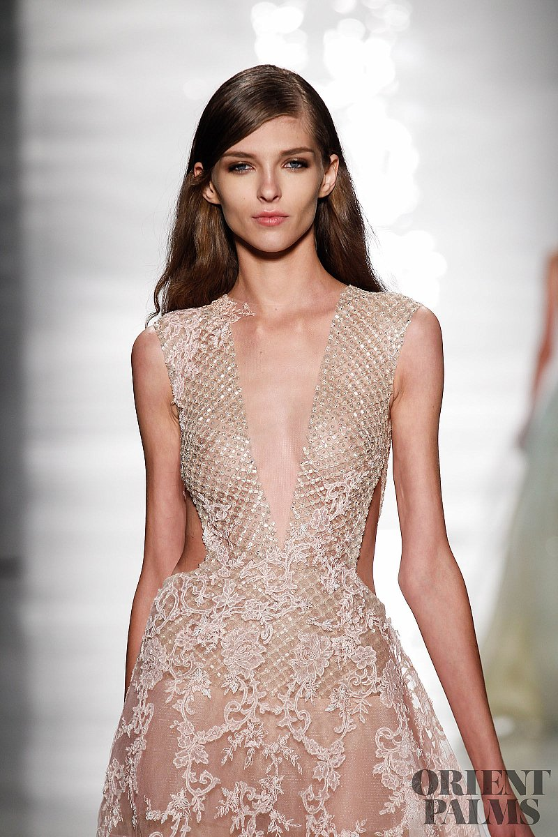 Reem Acra Spring-summer 2015 - Ready-to-Wear - 1