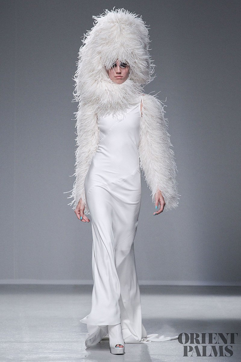 Gareth Pugh Spring-summer 2014 - Ready-to-Wear - 1