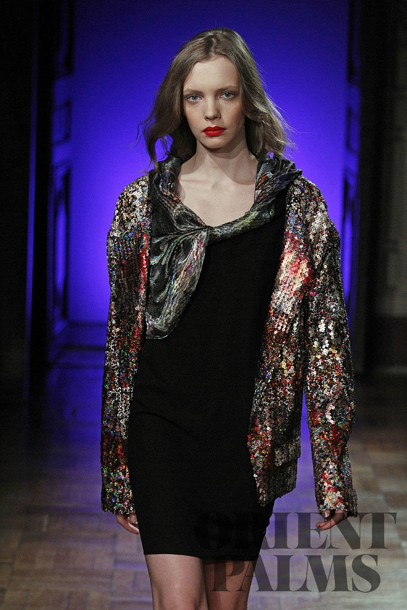 Anne-Valérie Hash Fall-winter 2010-2011 - Ready-to-Wear - 1