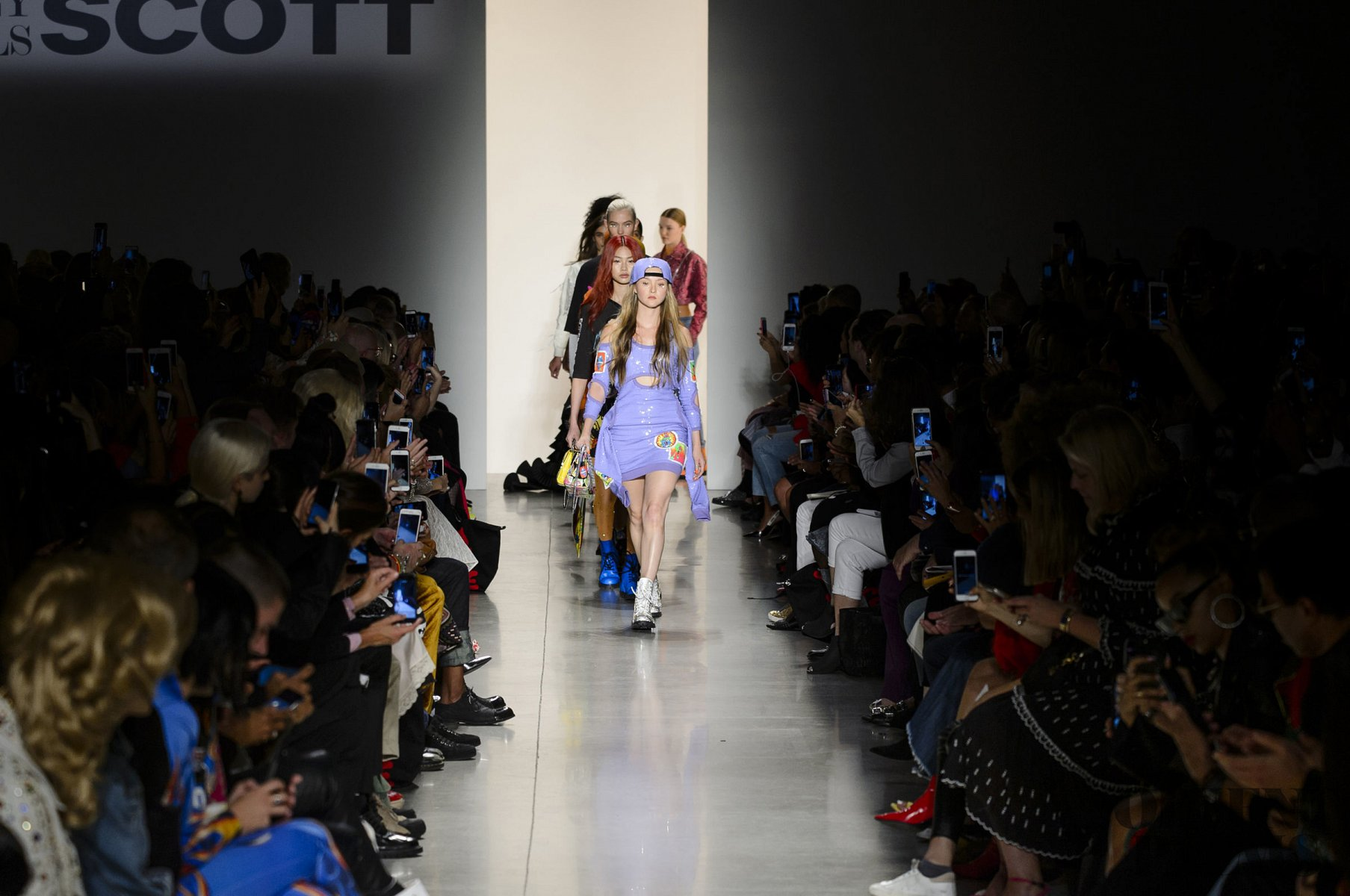 Jeremy Scott Spring-summer 2018 - Ready-to-Wear - 1