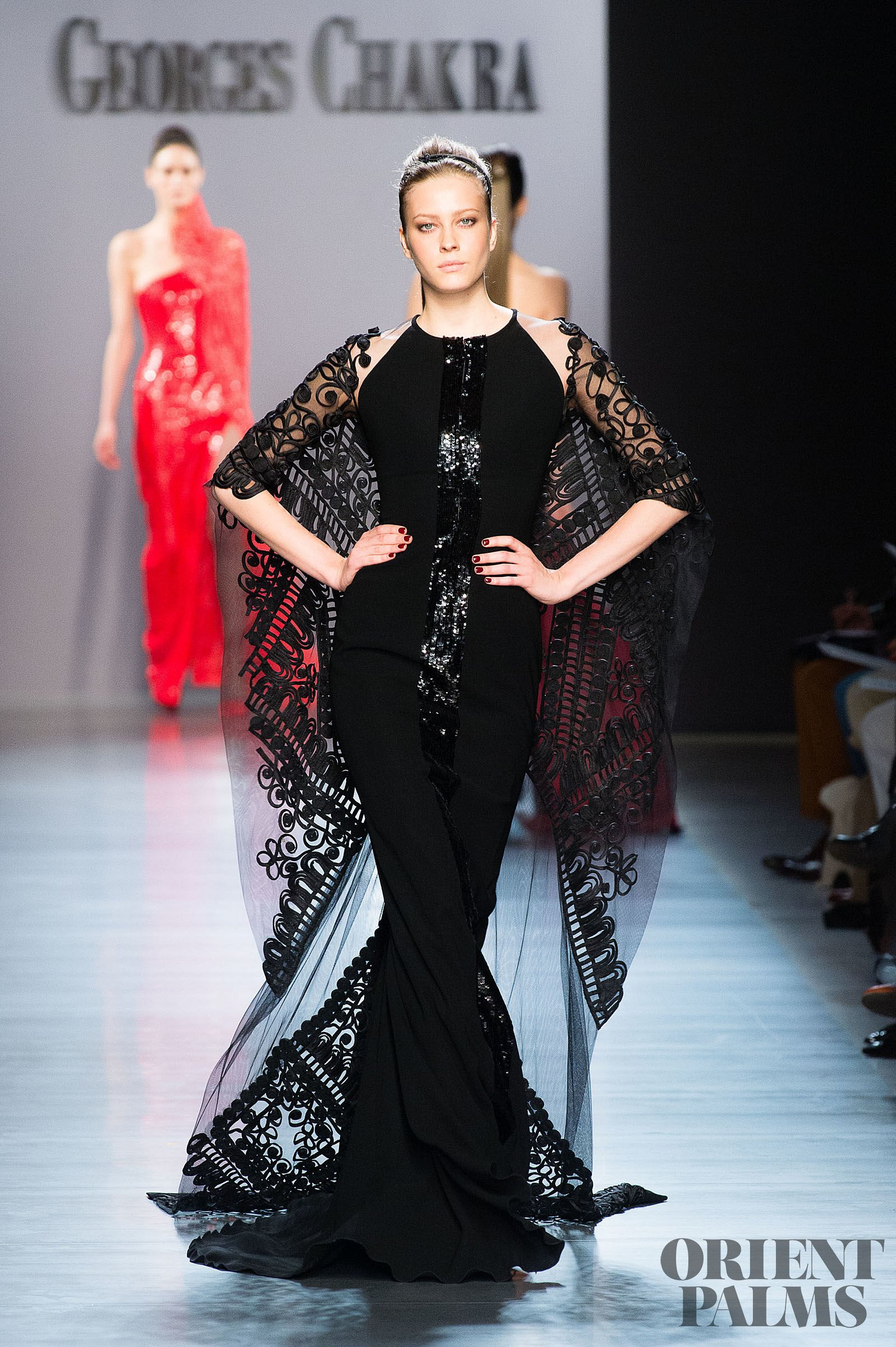 2014 Fall Winter 2015 Fashion Trends For Teensteens: Georges Chakra Fall-winter 2014-2015