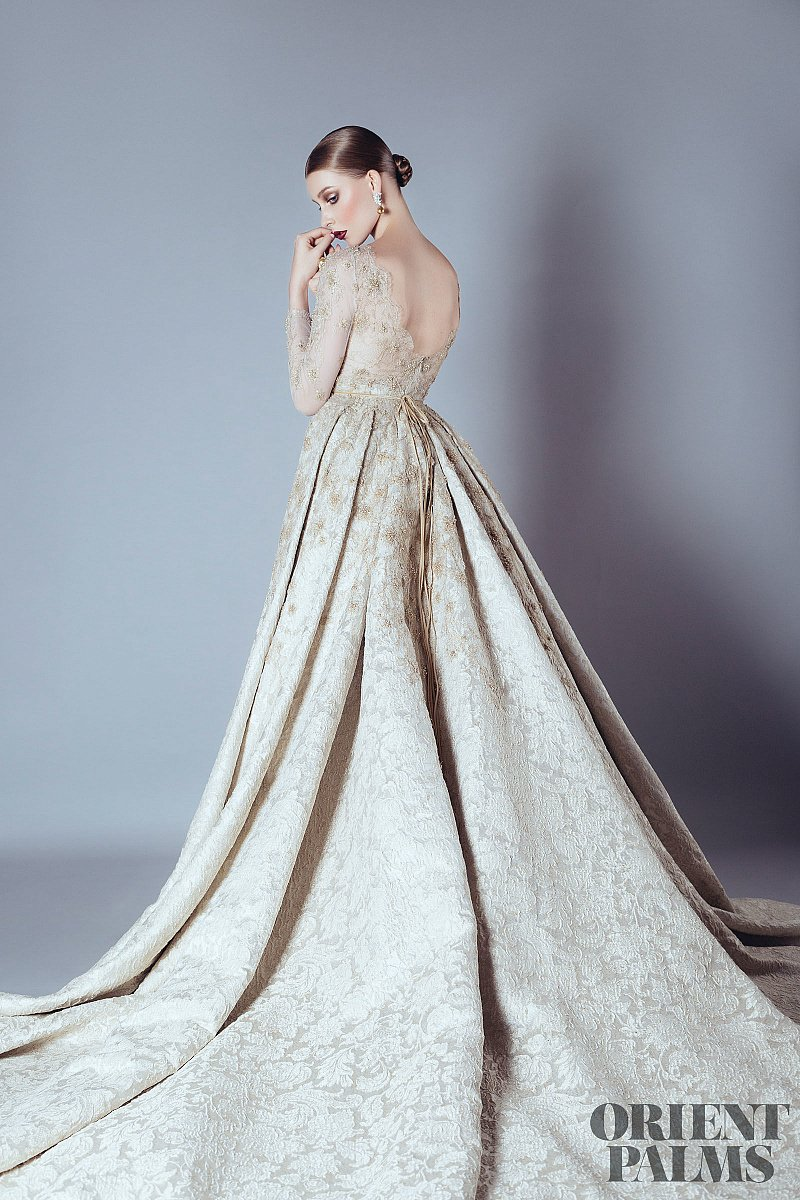 Alfazairy Fall-winter 2015-2016 - Couture - 1