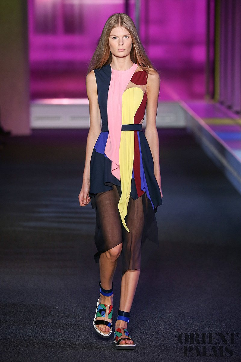 Peter Pilotto Spring-summer 2015 - Ready-to-Wear - 1