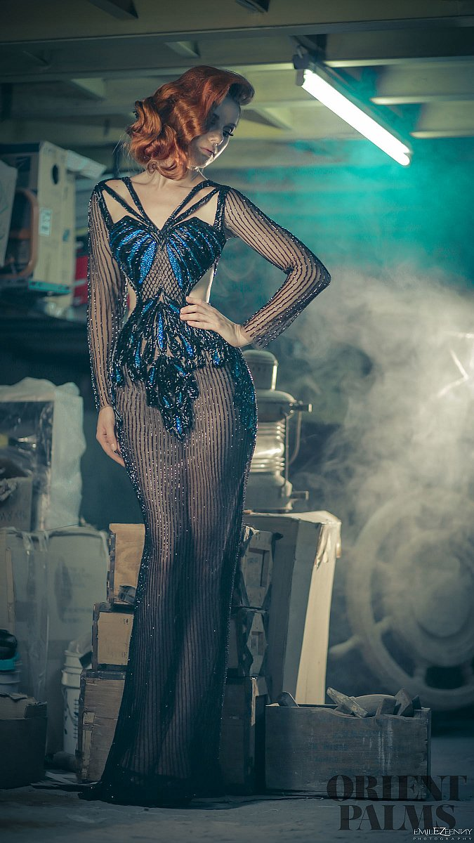 Charbel Zoe Fall-winter 2014-2015 - Couture - 1