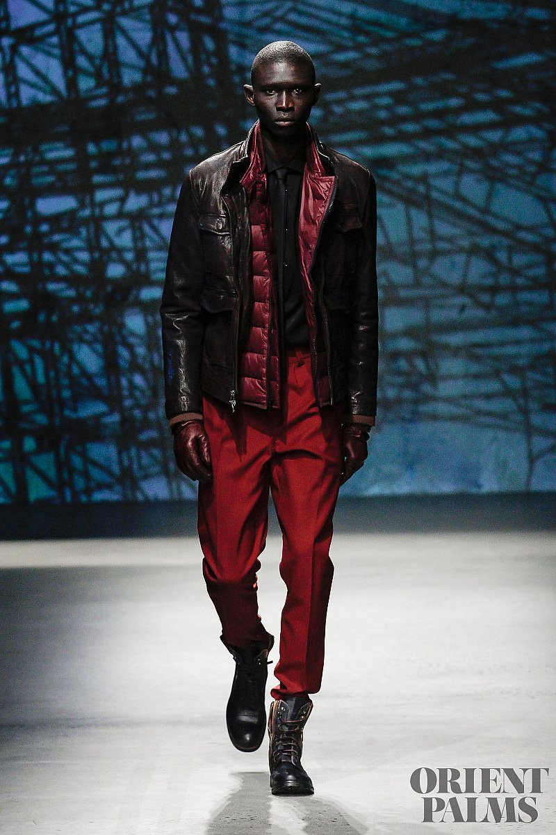 Kenneth Cole Fall-winter 2013-2014 - Menswear - 1