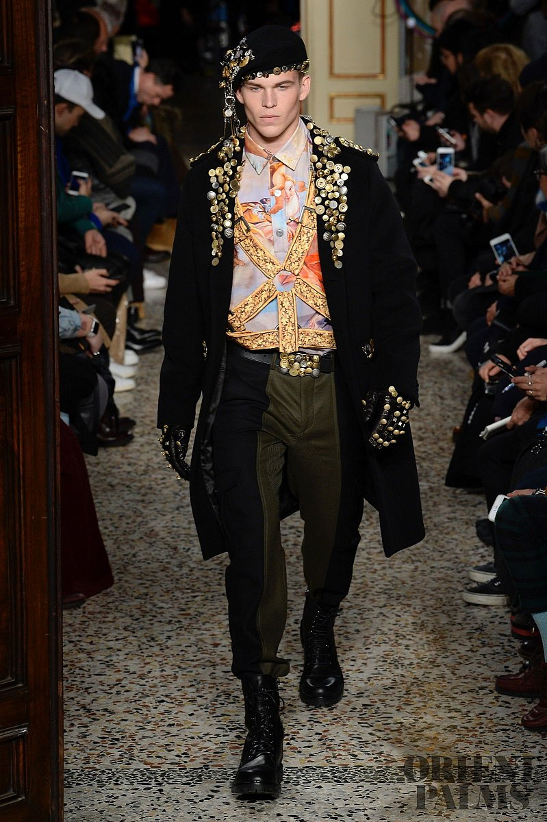 Moschino Automne-hiver 2017-2018 - Hommes - 1