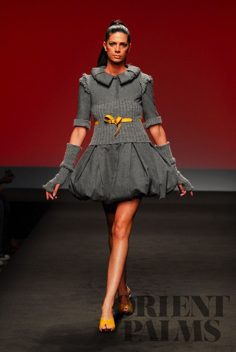 Istituto Superiore di Design Herfst/Winter 2007-2008 - Haute couture - 1