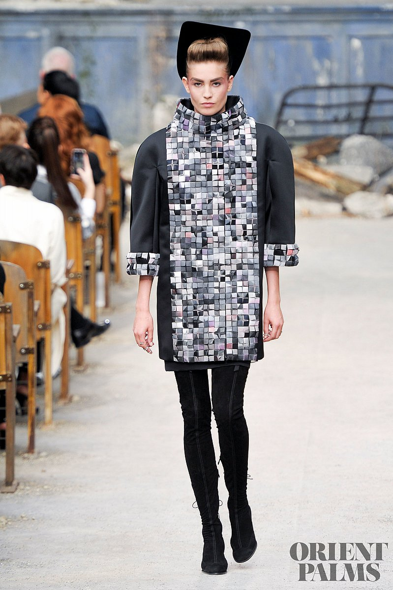 Chanel Herbst/Winter 2013-2014 - Couture - 1
