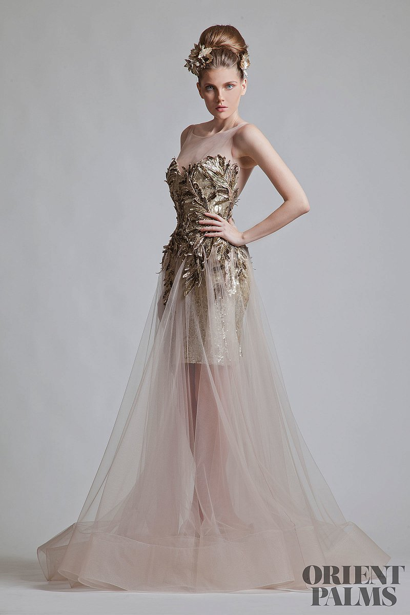 Krikor Jabotian Collection 2013 - Haute couture - 1