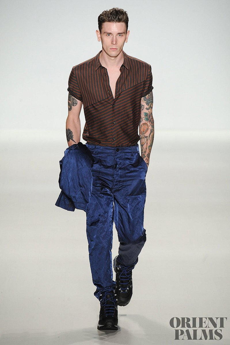 Richard Chai Love Spring-summer 2015 - Menswear - 1