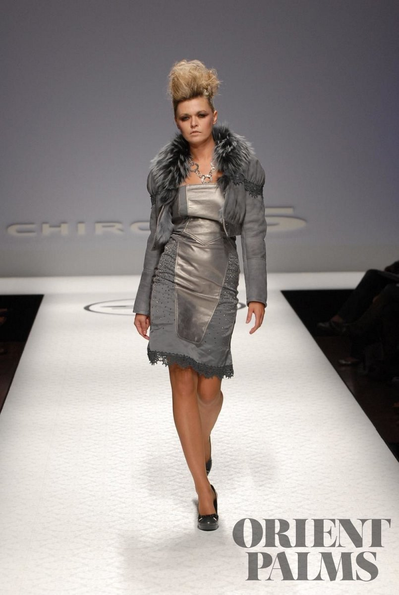 Alessandro Garofalo per Chiro`s Fall-winter 2007-2008 - Ready-to-Wear - 1