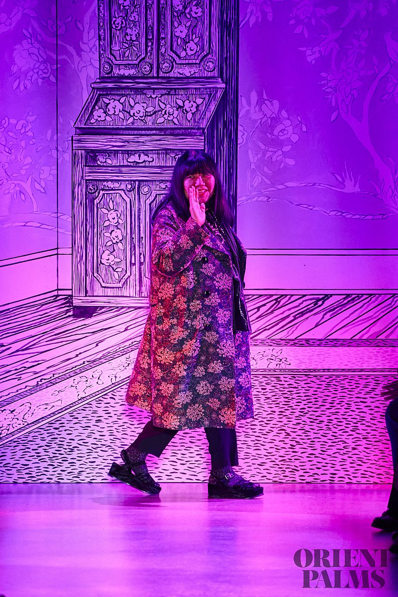 Anna Sui Fall-winter 2020-2021 - Ready-to-Wear - 1
