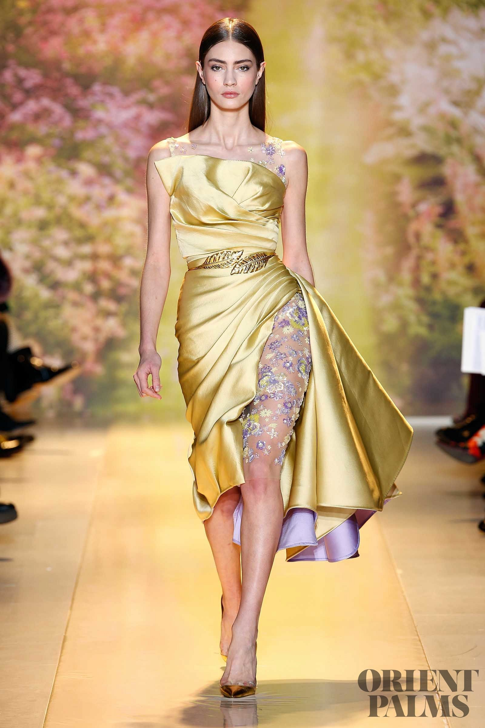Zuhair murad official pictures s s 2014 couture for Haute official