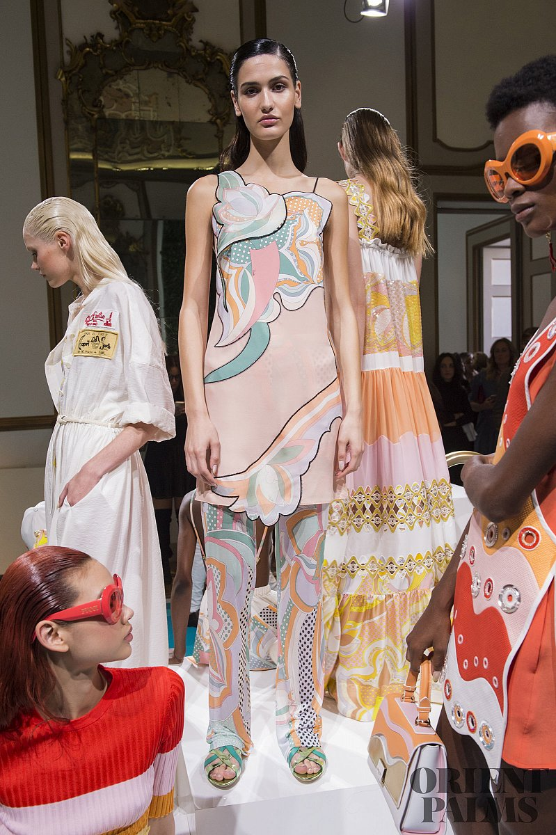 Emilio Pucci Spring-summer 2018 - Ready-to-Wear - 1