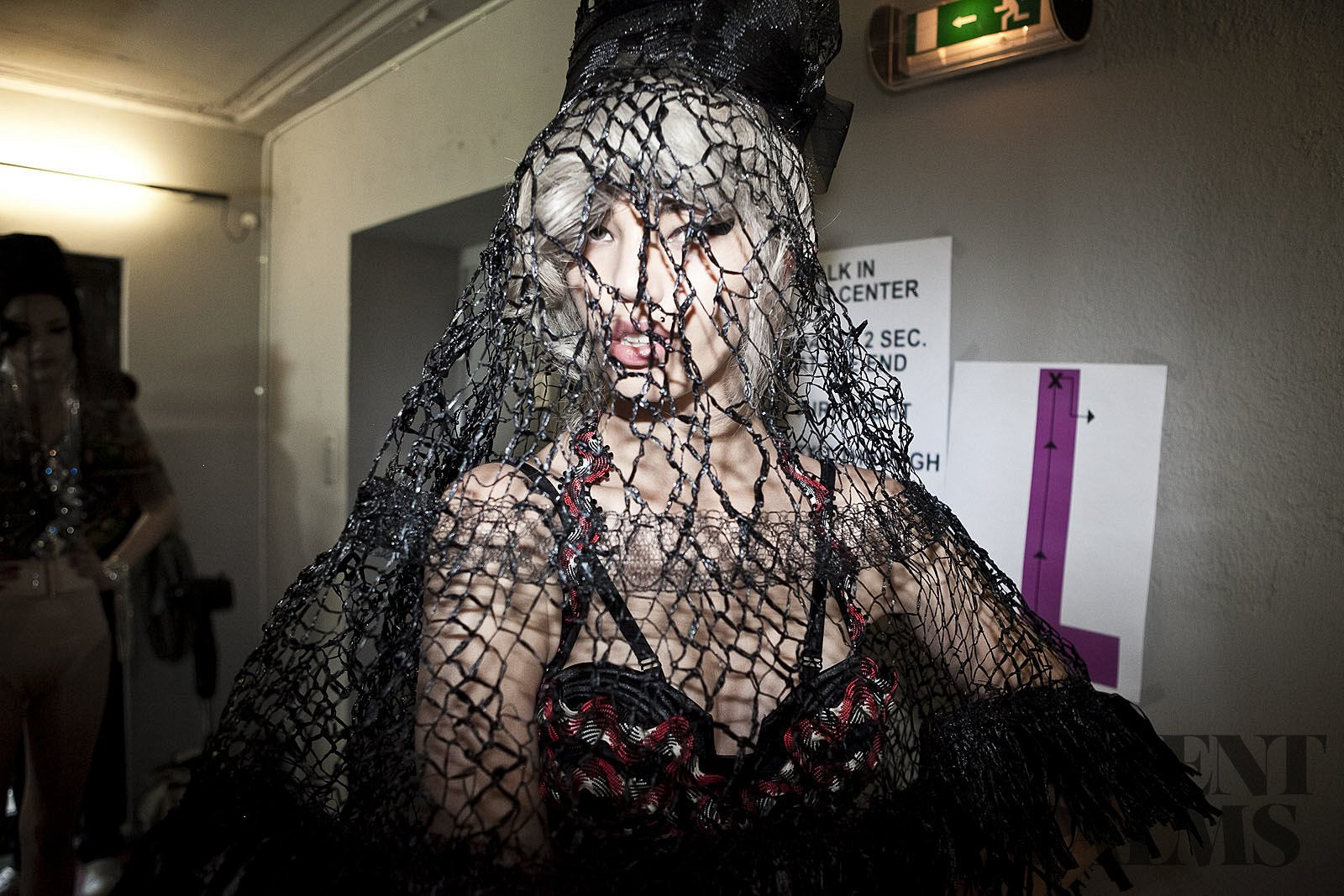 Jean Paul Gaultier Backstage, İ/Y 2012 - Haute couture - 1