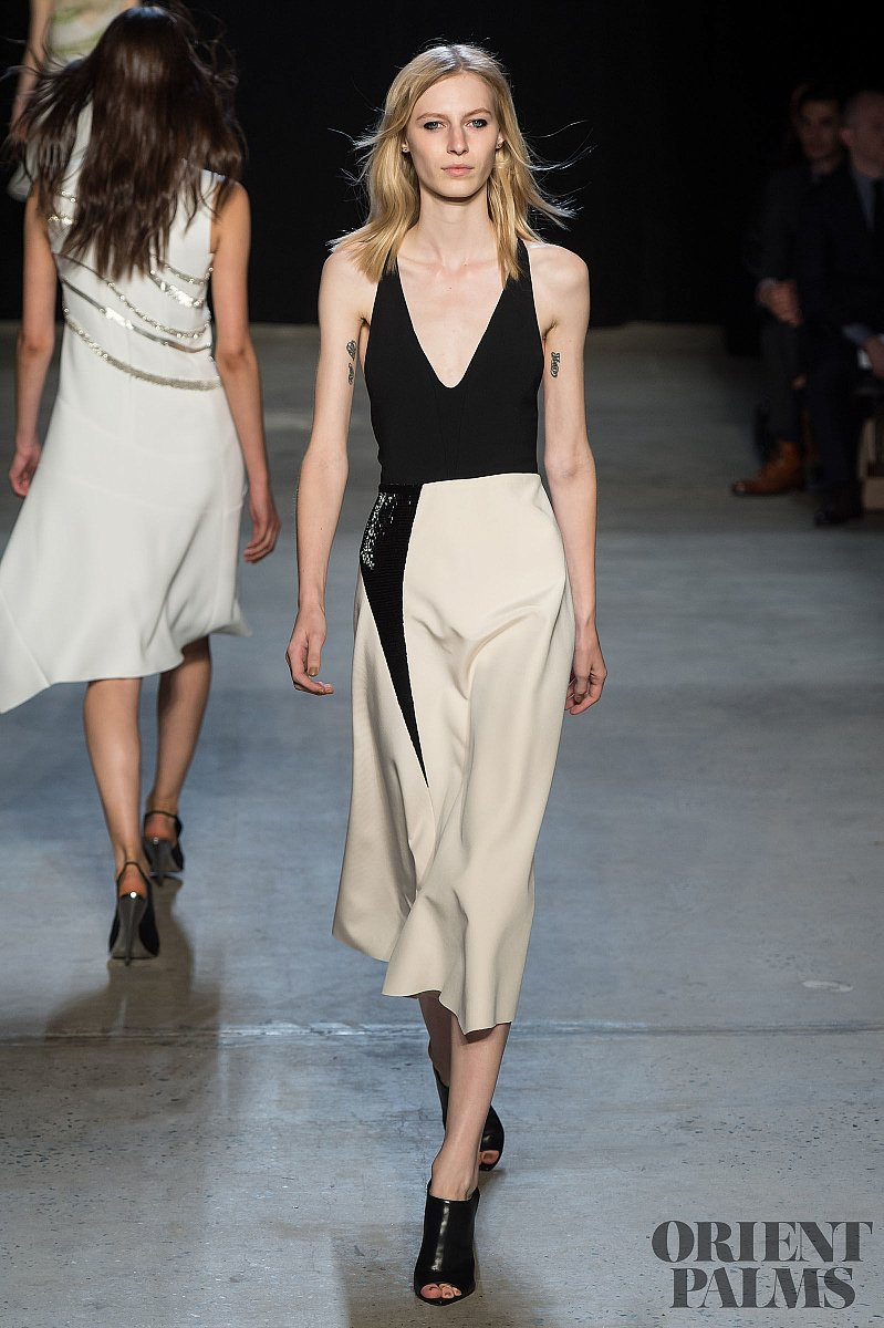 Narciso Rodriguez Spring-summer 2015 - Ready-to-Wear - 1