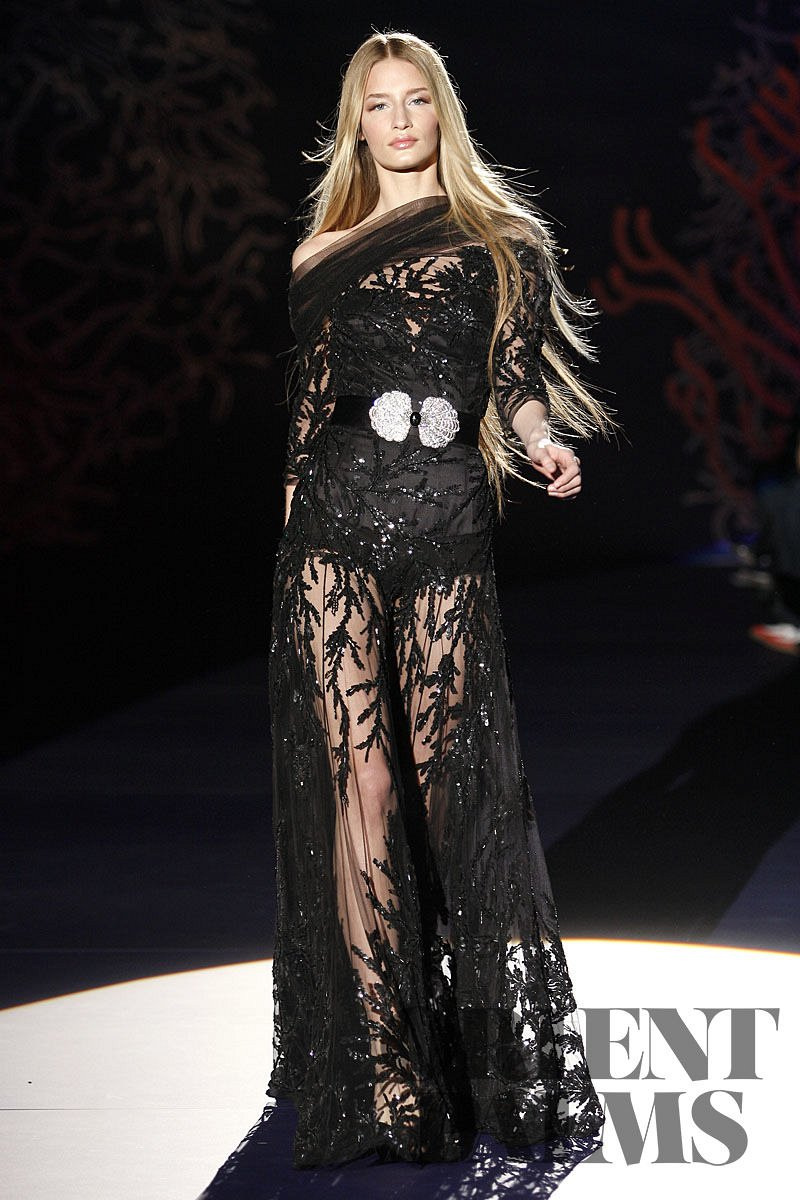 Zuhair murad spring summer 2009 couture for 667 haute culture