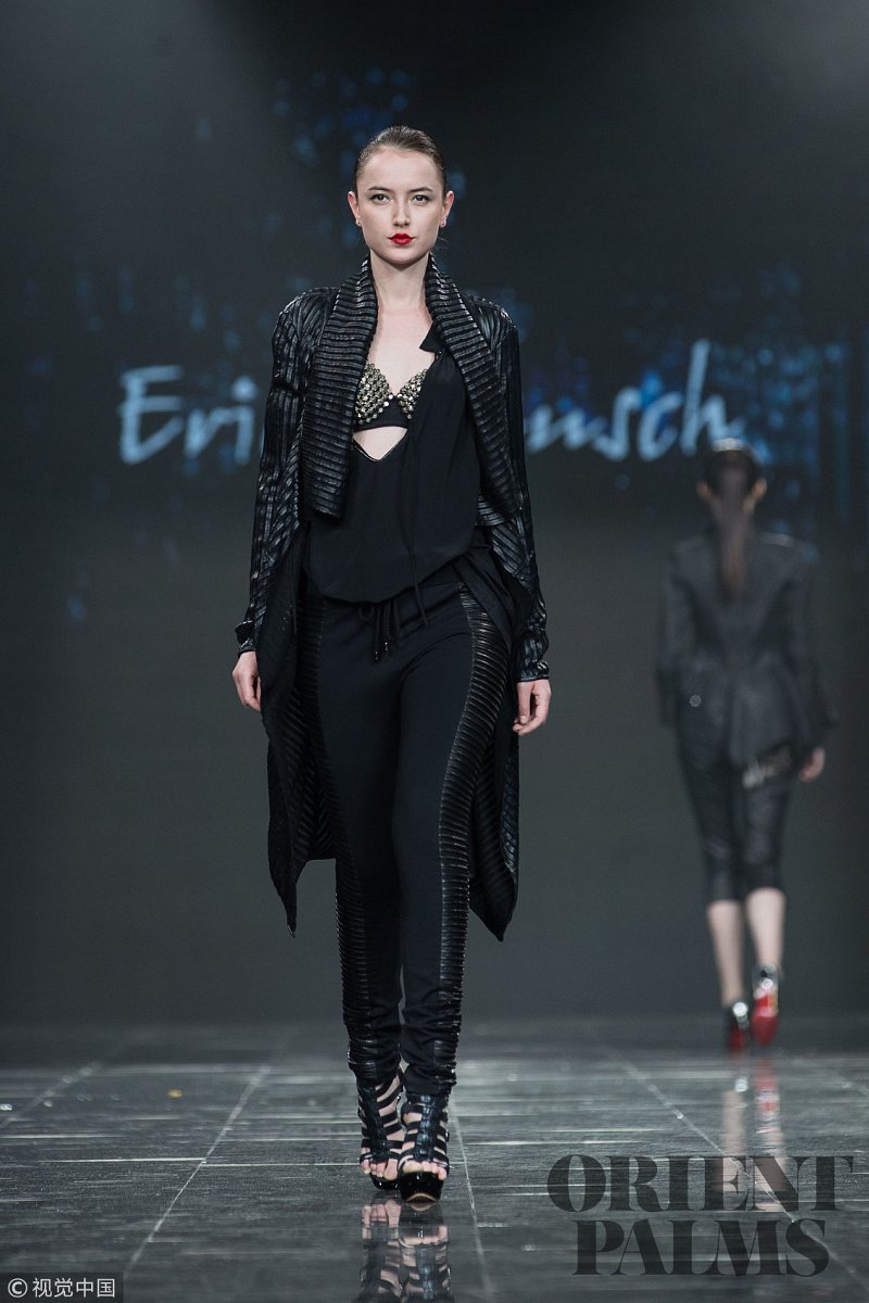 Eric Tibusch Fall-winter 2018-2019 - Ready-to-Wear - 1