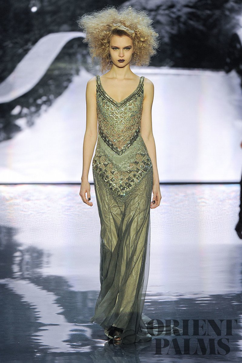 Badgley Mischka Fall-winter 2012-2013 - Ready-to-Wear - 16
