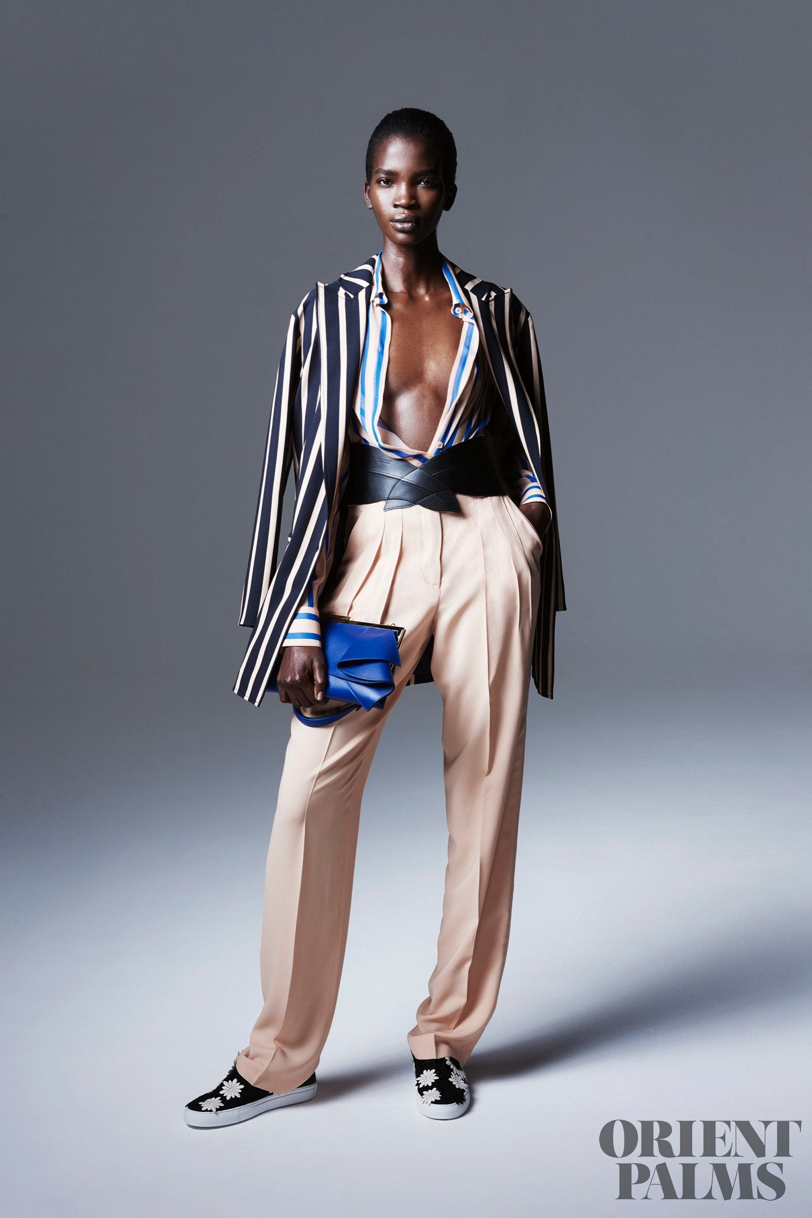 Emanuel Ungaro Resort 2016 Ready To Wear