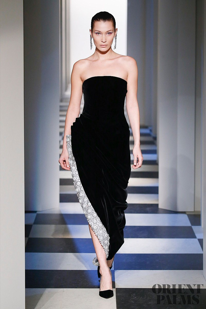 Oscar de la Renta Fall-winter 2017-2018 - Ready-to-Wear - 1
