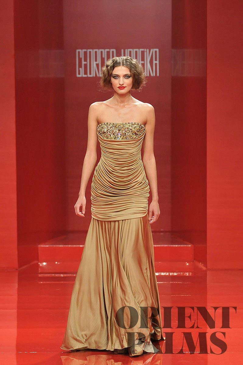 Georges Hobeika Herbst/Winter 2008-2009 - Couture - 1