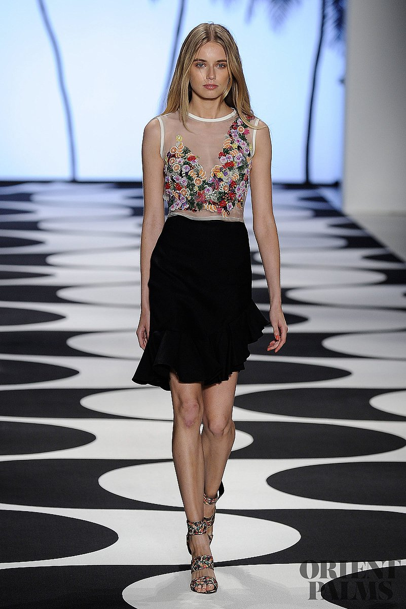 Nicole Miller Spring-summer 2015 - Ready-to-Wear - 1