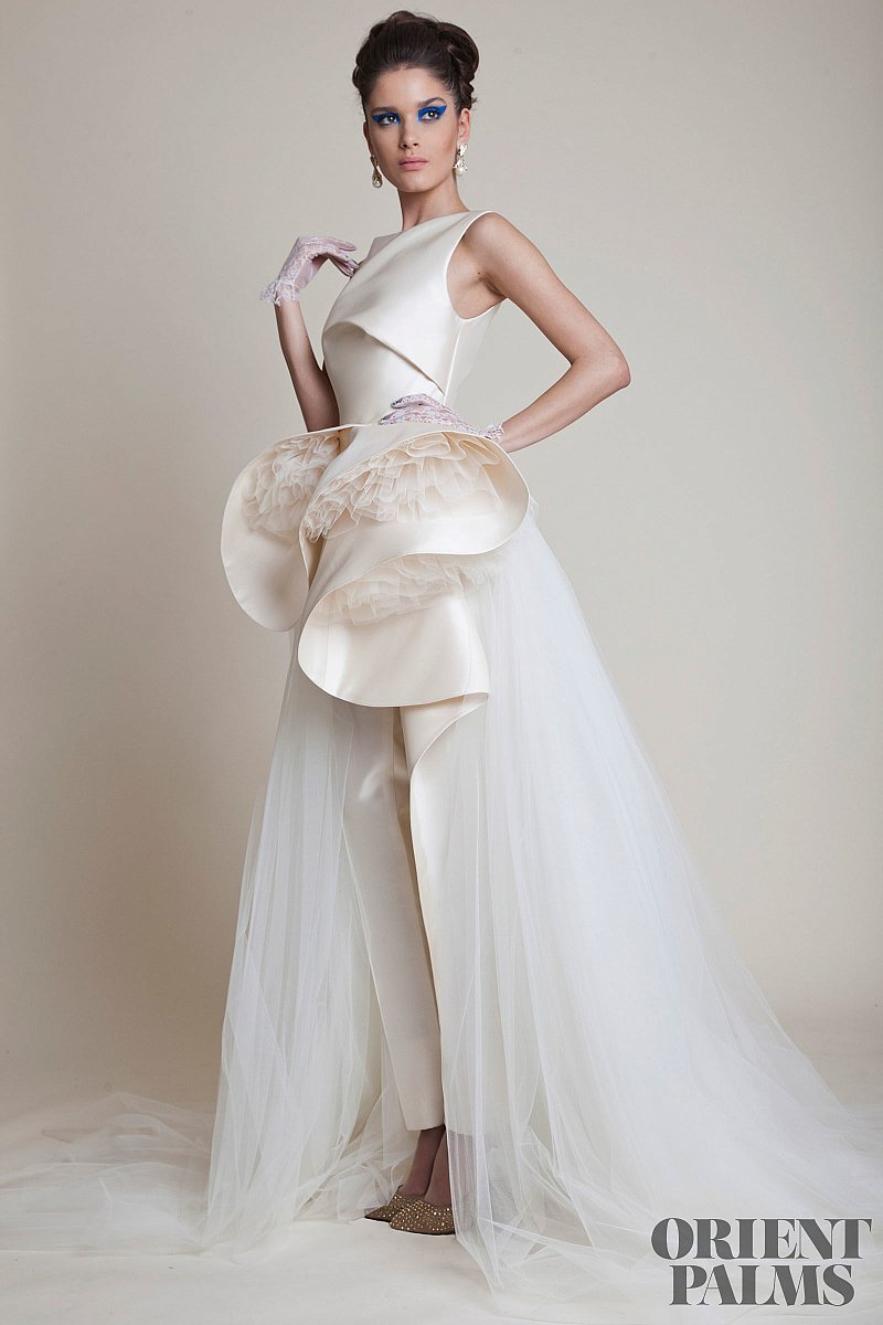 Azzi & Osta Spring-summer 2014 - Couture - 1