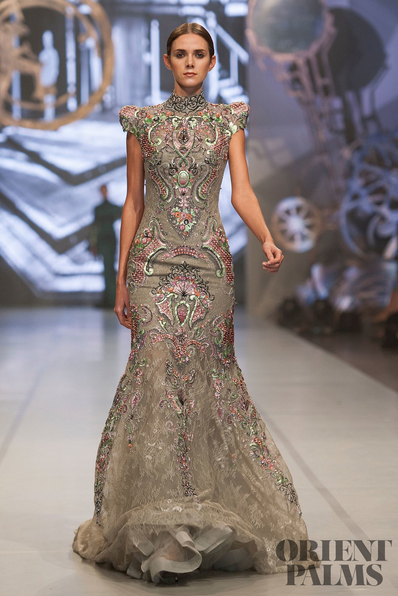 Ezra 2013 collection couture for High couture