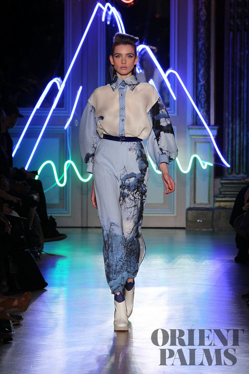 Tsumori Chisato Fall-winter 2012-2013 - Ready-to-Wear - 1
