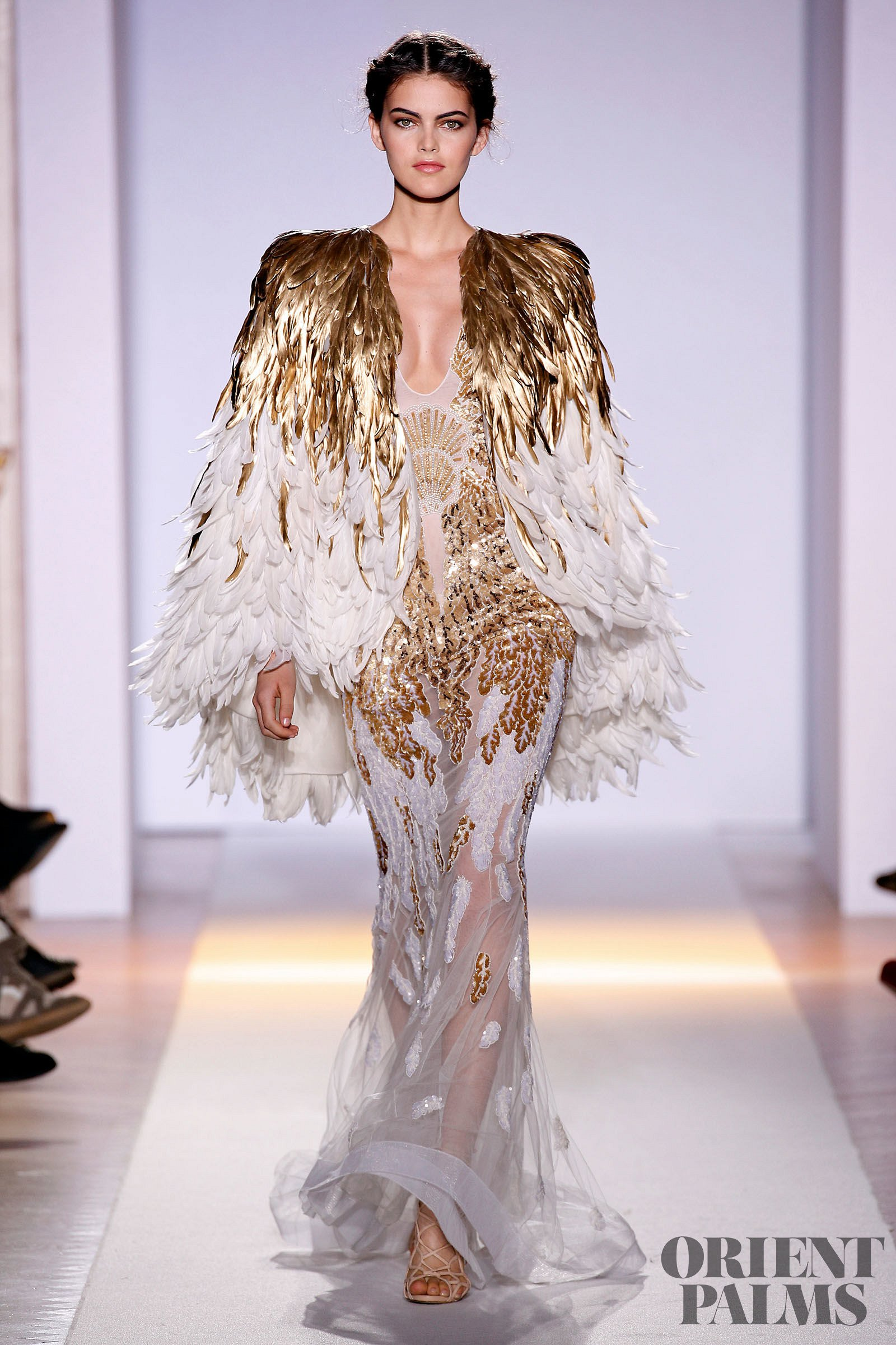 Zuhair murad official pictures s s 2013 couture for Haute official