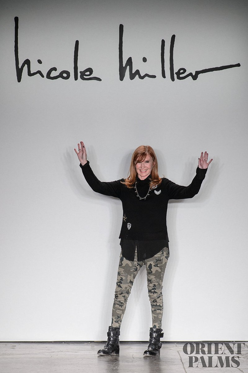 Nicole Miller Fall-winter 2018-2019 - Ready-to-Wear - 1
