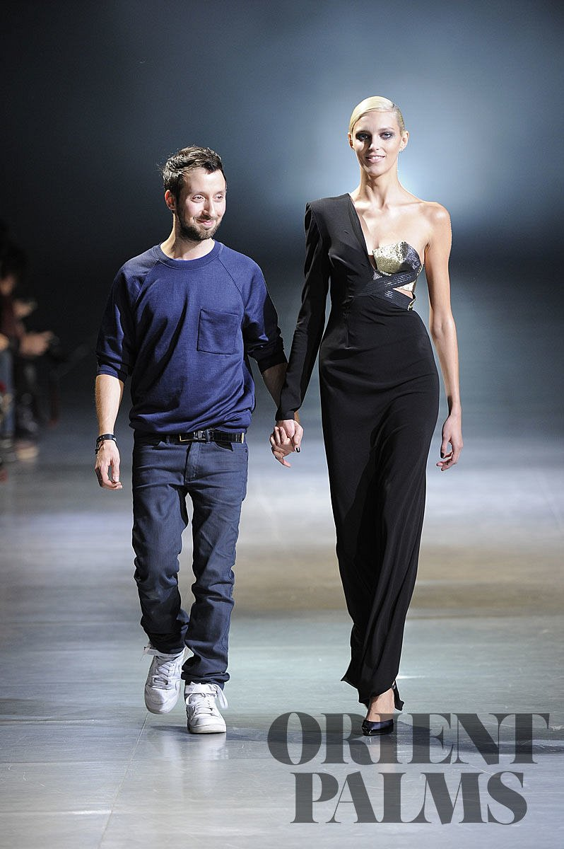 Anthony Vaccarello Herbst/Winter 2012-2013 - Pret-a-porter - 1
