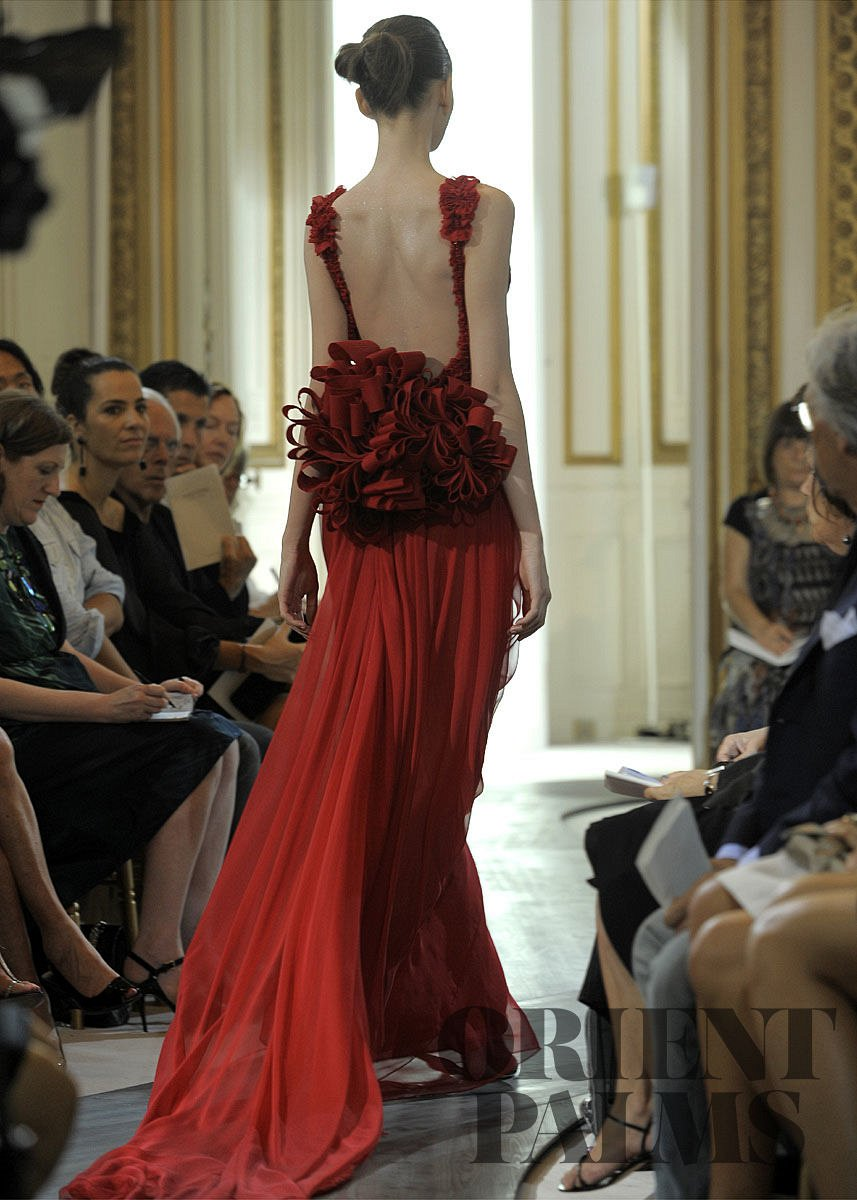 Valentino Herfst/Winter 2008-2009 - Haute couture - 1