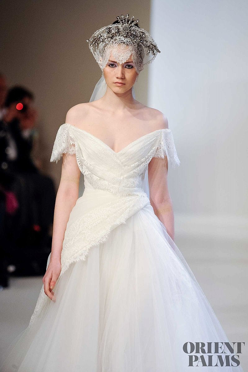 Dilek Hanif Spring-summer 2014 - Couture - 1
