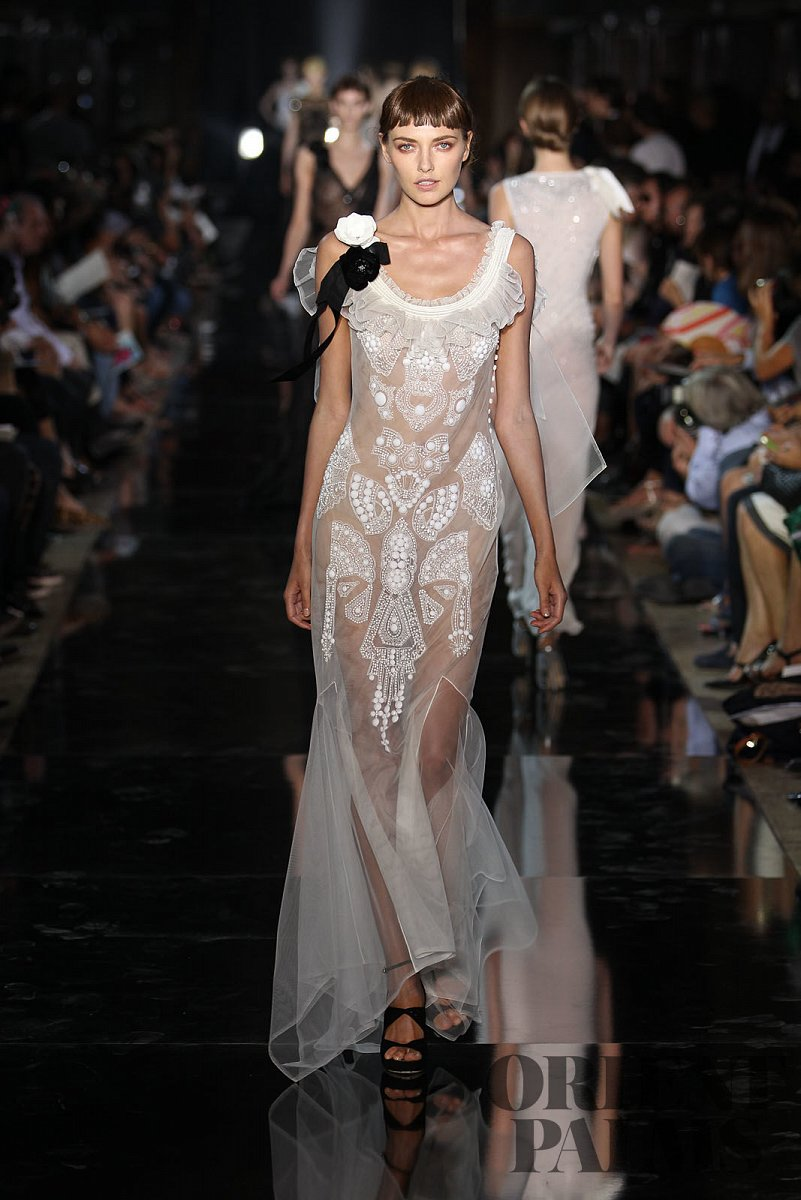 Galliano Spring-summer 2012 - Ready-to-Wear - 1